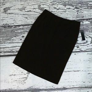 Margaret M - Brown Pencil Skirt - Size 6